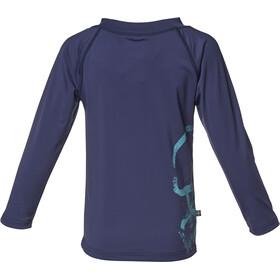 Isbjörn Sun Sweater Kids, blauw